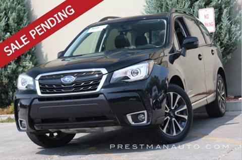 2017 Subaru Forester for sale in South Salt Lake, UT