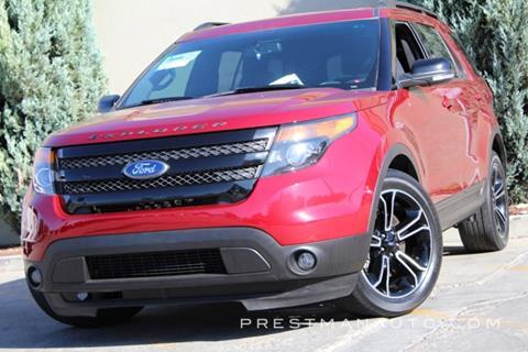2015 Ford Explorer for sale in South Salt Lake, UT