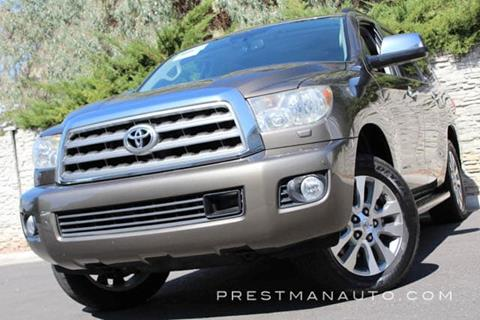 2015 Toyota Sequoia for sale in South Salt Lake, UT