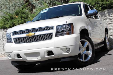 2013 Chevrolet Black Diamond Avalanche for sale in South Salt Lake, UT