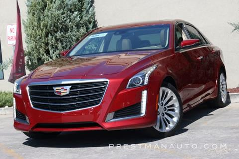 2015 Cadillac CTS for sale in South Salt Lake, UT