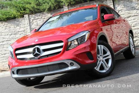 2016 Mercedes-Benz GLA for sale in South Salt Lake, UT