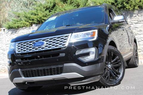 2016 Ford Explorer for sale in South Salt Lake, UT