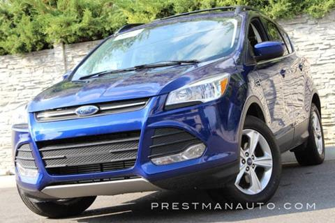 2015 Ford Escape for sale in South Salt Lake, UT