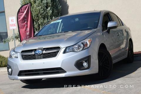 2013 Subaru Impreza for sale in South Salt Lake, UT