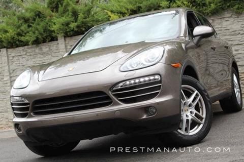 2012 Porsche Cayenne for sale in South Salt Lake, UT