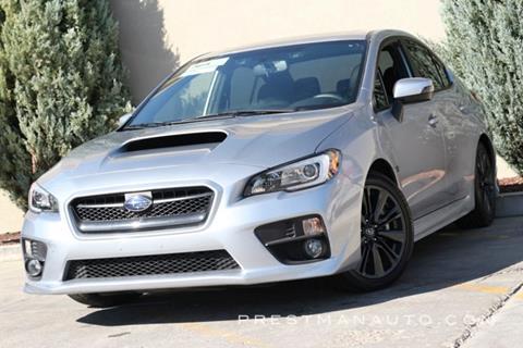 2016 Subaru WRX for sale in South Salt Lake, UT
