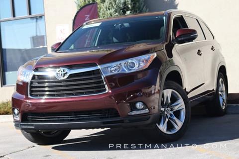 2016 Toyota Highlander for sale in South Salt Lake, UT
