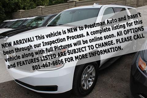 2016 Chevrolet Suburban for sale in South Salt Lake, UT