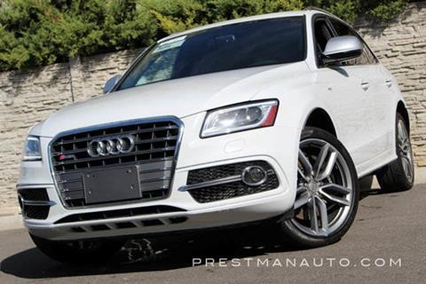 2016 Audi SQ5 for sale in South Salt Lake, UT