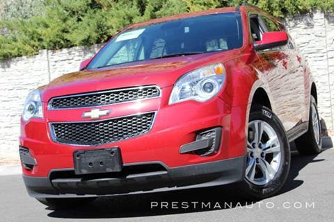 2014 Chevrolet Equinox for sale in South Salt Lake, UT