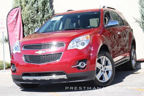 2015 Chevrolet Equinox for sale in South Salt Lake, UT
