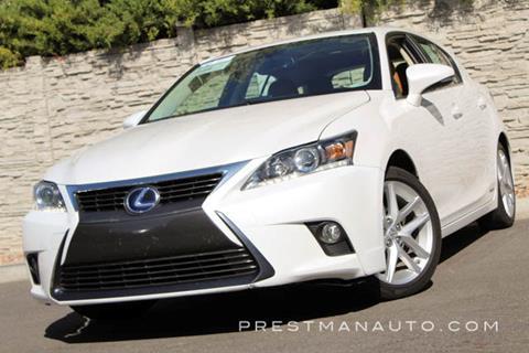 2015 Lexus CT 200h for sale in South Salt Lake, UT