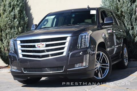 2016 Cadillac Escalade for sale in South Salt Lake, UT