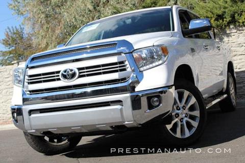 2015 Toyota Tundra for sale in South Salt Lake, UT