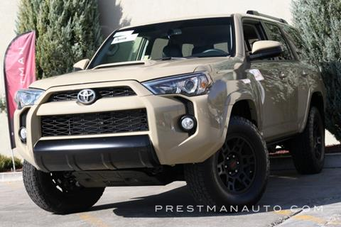 2016 Toyota 4Runner for sale in South Salt Lake, UT