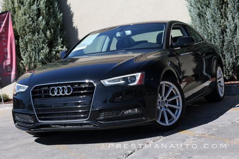2016 Audi A5 for sale in South Salt Lake, UT