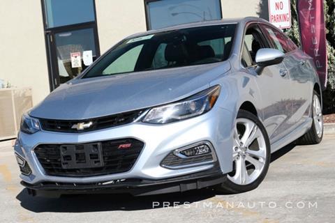 2017 Chevrolet Cruze for sale in South Salt Lake, UT