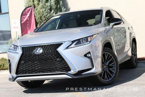 2016 Lexus RX 350 for sale in South Salt Lake, UT