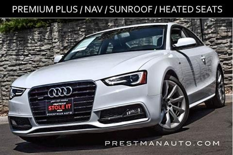 2015 Audi A5 for sale in South Salt Lake, UT