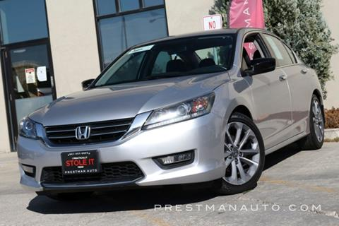 2014 Honda Accord for sale in South Salt Lake, UT