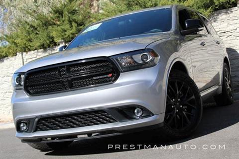 2015 Dodge Durango for sale in South Salt Lake, UT