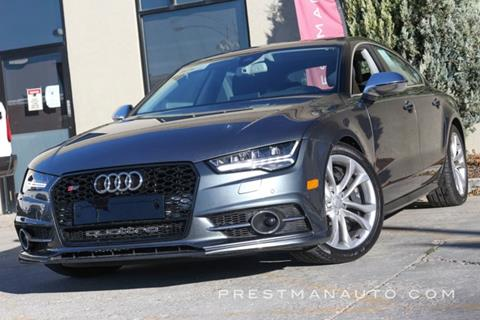 2016 Audi S7 for sale in South Salt Lake, UT