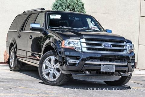 Ford Expedition El For Sale In South Salt Lake Ut