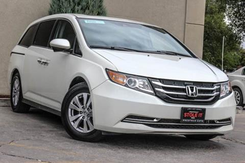 2016 Honda Odyssey for sale in South Salt Lake, UT