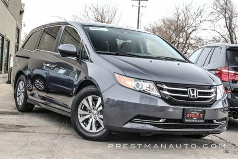 2016 Honda Odyssey for sale in South Salt Lake, UT