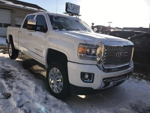 2016 GMC Sierra 2500HD for sale in South Salt Lake, UT