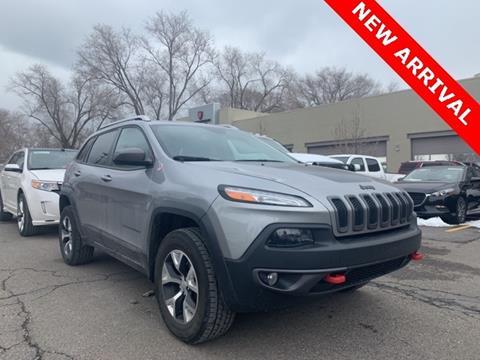 2015 Jeep Cherokee for sale in South Salt Lake, UT