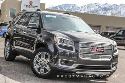 2017 GMC Acadia Limited for sale in South Salt Lake, UT
