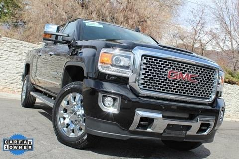 2018 GMC Sierra 2500HD for sale in South Salt Lake, UT