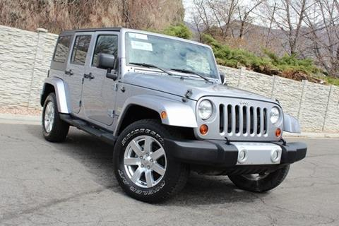 2014 Jeep Wrangler Unlimited for sale in South Salt Lake, UT