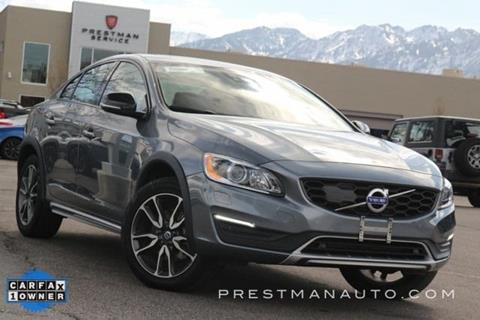 2017 Volvo S60 Cross Country for sale in South Salt Lake, UT