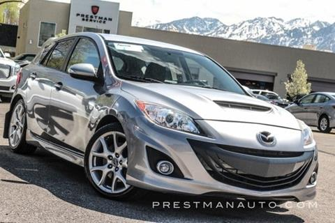 Mazdaspeed3 For Sale >> Used Mazda Mazdaspeed3 For Sale Carsforsale Com