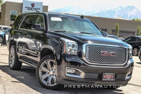 2017 GMC Yukon for sale in South Salt Lake, UT