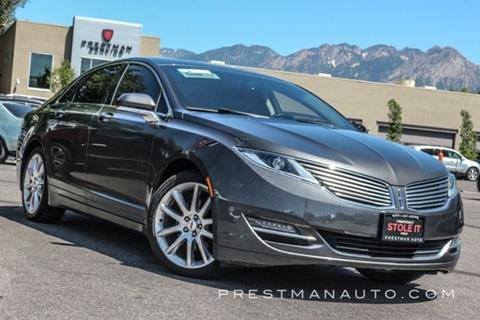 2016 Lincoln MKZ for sale in South Salt Lake, UT