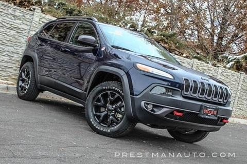 2015 Jeep Cherokee for sale in South Salt Lake, UT