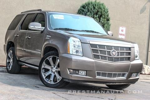 Used Cadillac Escalade For Sale >> 2014 Cadillac Escalade For Sale In South Salt Lake Ut