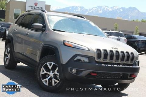 2017 Jeep Cherokee for sale in South Salt Lake, UT