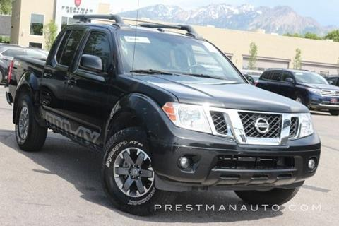 2017 Nissan Frontier for sale in South Salt Lake, UT
