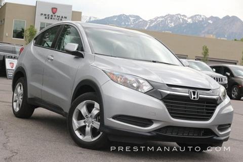 2017 Honda HR-V for sale in South Salt Lake, UT