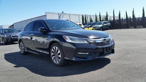 2017 Honda Accord Hybrid for sale in South Salt Lake, UT