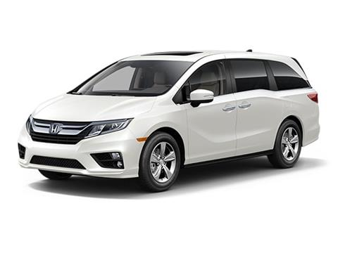 2018 Honda Odyssey for sale in South Salt Lake, UT