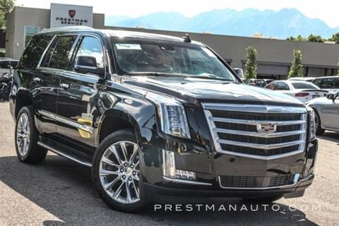 2017 Cadillac Escalade for sale in South Salt Lake, UT