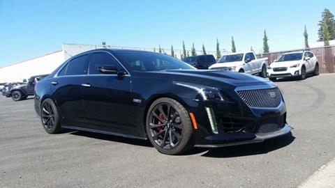Cadillac Cts V Used >> 2017 Cadillac Cts V For Sale In South Salt Lake Ut