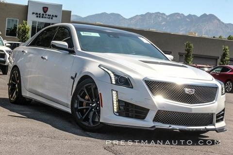 2018 Cadillac CTS-V for sale in South Salt Lake, UT