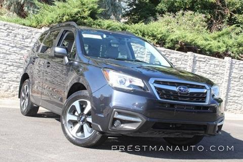 2018 Subaru Forester for sale in South Salt Lake, UT